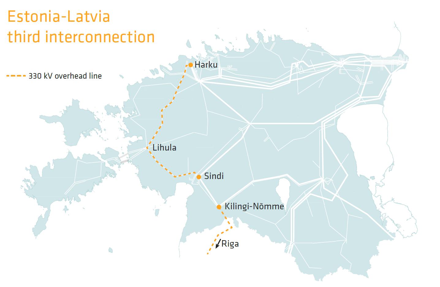 The third EstoniaLatvia interconnection Drupal